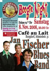 3. Boogy & Blues Night Burgdorf
