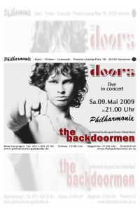 the Backdoormen - Tourabschluss