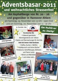 Adventsbasar in Ahlem