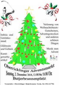 OBV Adventsmarkt 2018
